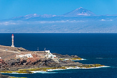 Lighthouse of Sardina & Tenerife