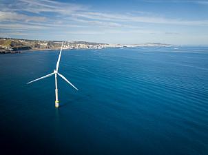 Wind Turbine - Jinámar