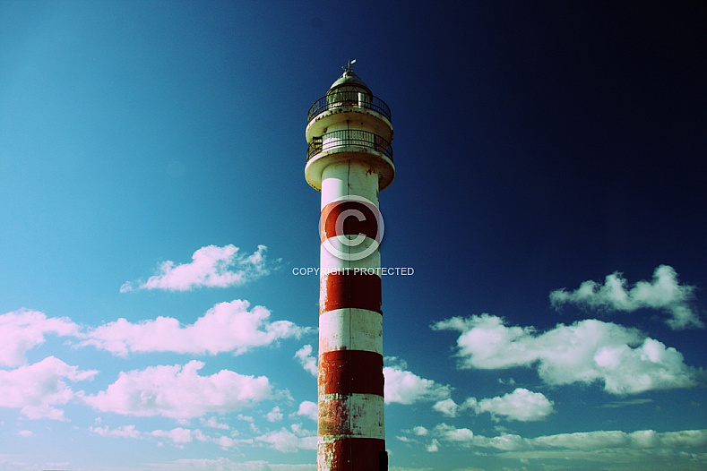 Lighthouse / faro Sardina del Norte