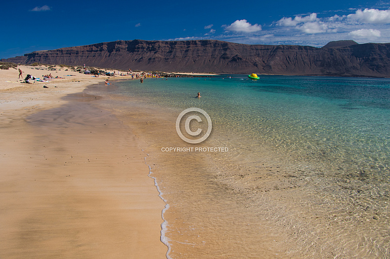 Playa de la Francesa - La Graciosa
