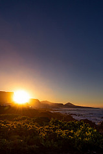 Sunset at Las Quintanillas