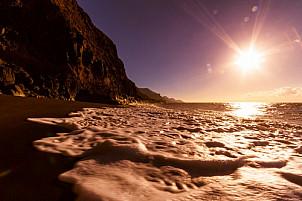 Guayedra beach
