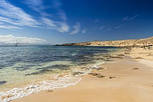 Playa de la Francesa La Graciosa