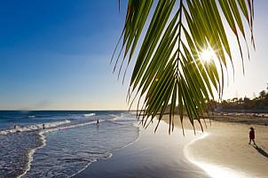 Beach San Agustín