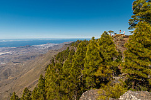 Mirador Llano de La Mimbre - Tamadaba