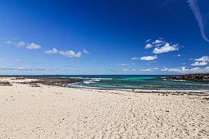 Caleta del Mero Lanzarote