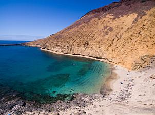 Playa La Cocina - La Graciosa