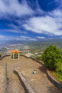 Mirador de la Corona: Tenerife