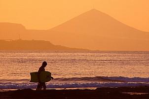 Confital Sunset