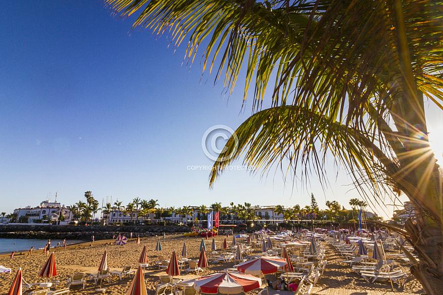 Mogan Beach