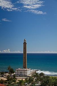 Faro Lighthouse Maspalomas