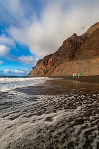 Playa del Inglés - La Gomera