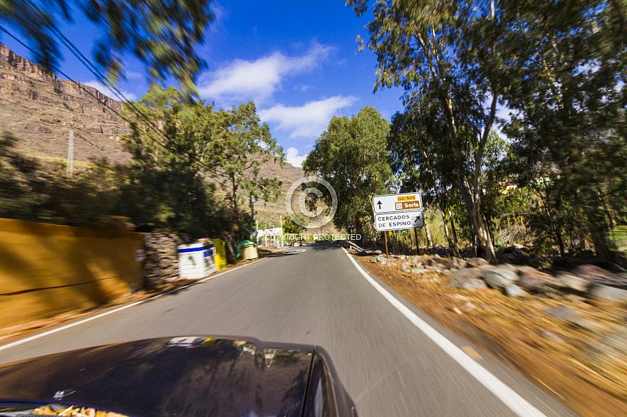 Arguineguin Valley