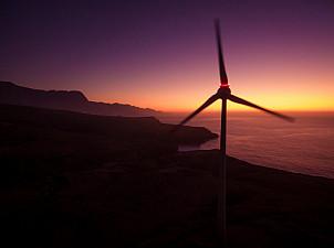 Wind Turbines Gáldar