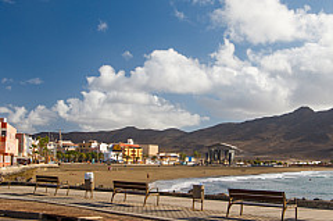 Playa Gran Tarajal - Fuerteventura