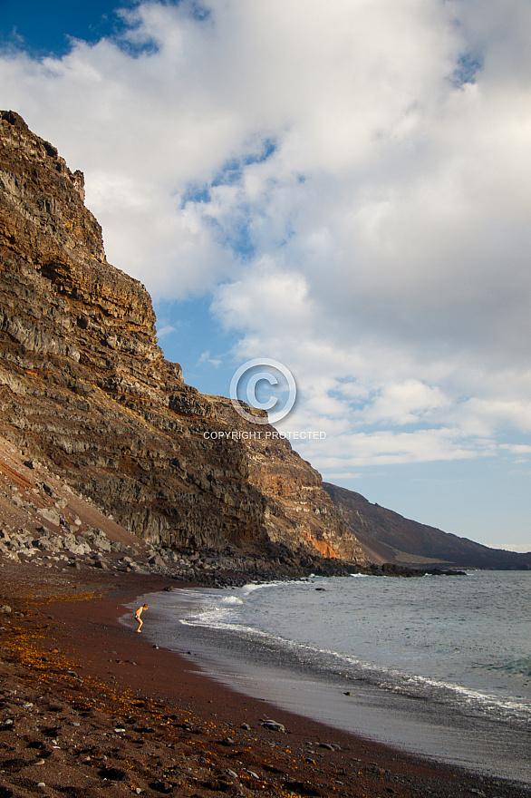 Playa El Verodal - El Hierro