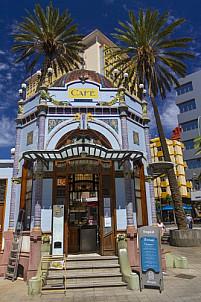 Modernist Kiosk at San Telmo
