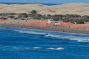 Playa del Inglés - Promenade