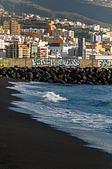 Playa Bajamar - La Palma