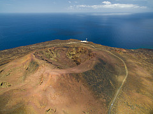 Faro de Punta Orchilla - El Hierro