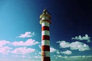 Lighthouse / faro Sardina del Norte
