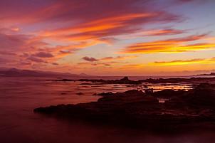 Sunset at El Confital