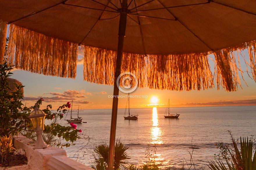 Arguineguin sunset