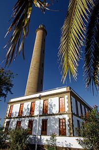 Faro de Maspalomas lighthouse
