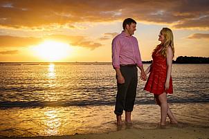Engagement Deirdre and James