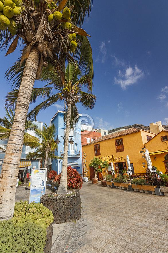 Tazacote La Palma