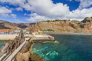 Playa La Cueva La Gomera