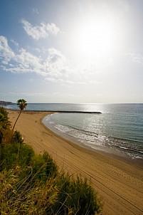 El Cochino beach