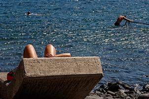 Playa de la Estaca - El Hierro