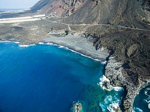 Playa Echentive - Playa Nueva - La Palma