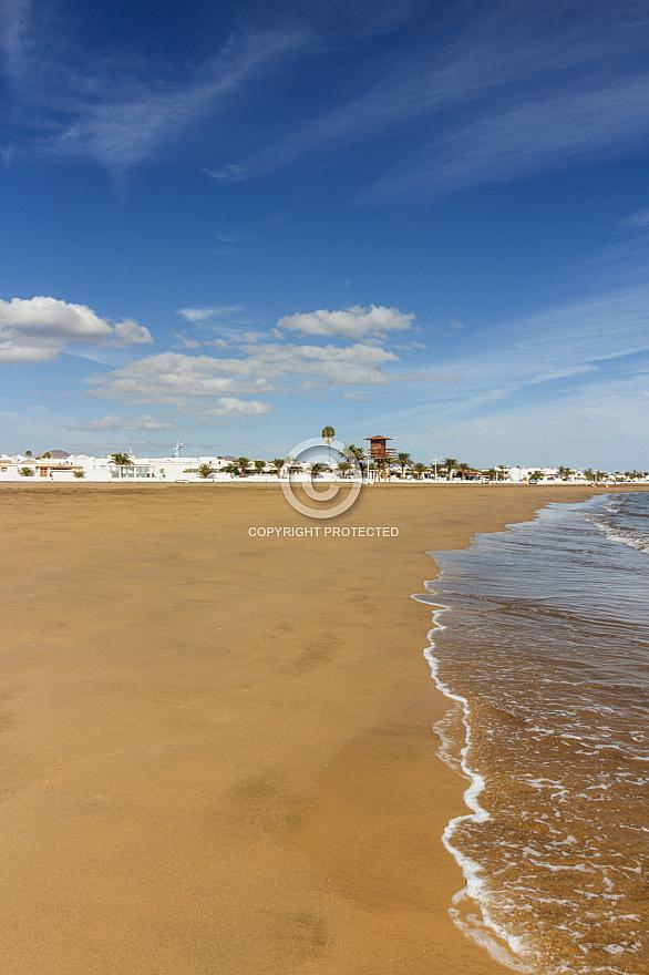 Playa Guacimeta Lanzarote