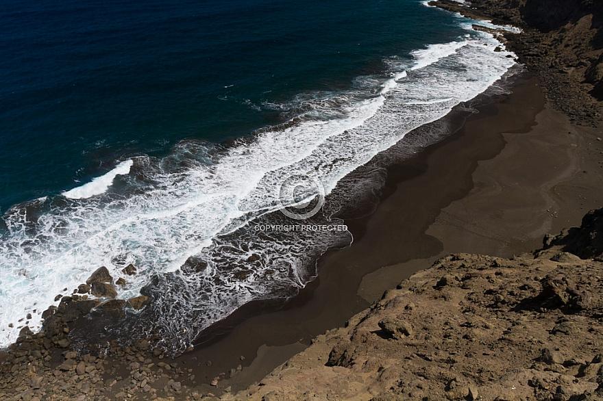 Faneroque beach
