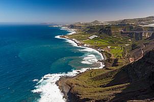 North coast of Gran Canaria