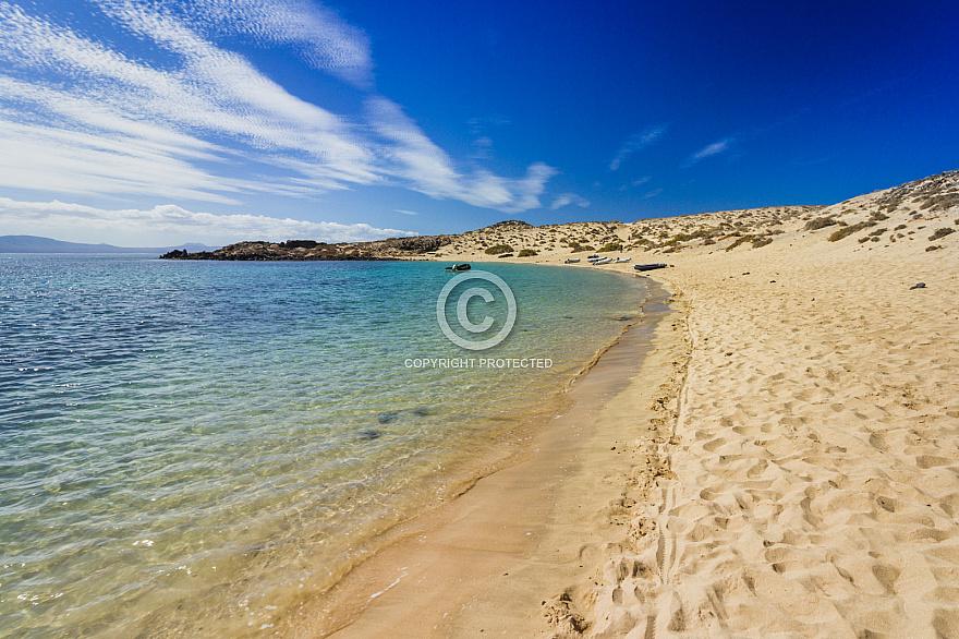 Playa de la Francesa - La Graciosa
