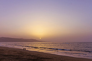 Calima Sunset