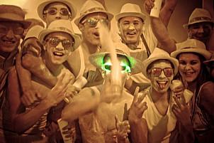 Fiesta de los Indianos