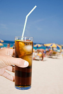 Beach Cubata or refresco