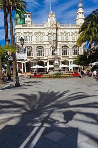 Plaza del Cairasco