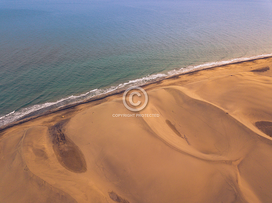 Dunas de Maspalomas - Maspalomas Dunes