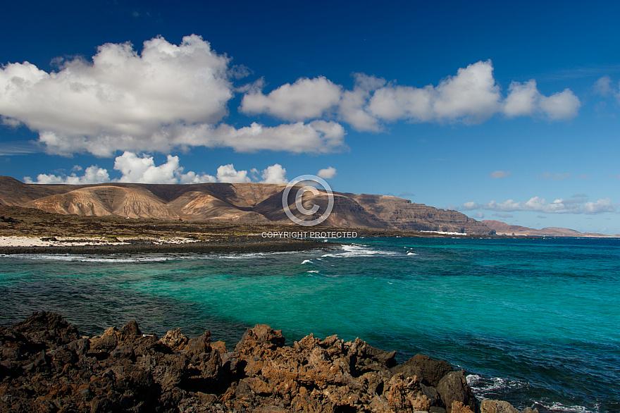 Playa Caleta del Mero - Lanzarote