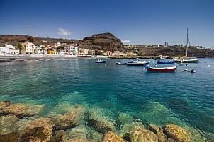 Playa Santiago La Gomera
