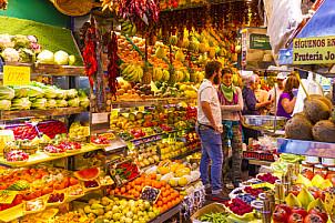 Vagueta Market