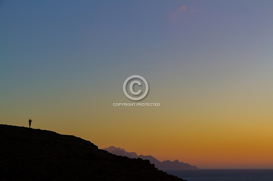 Roque Farallón de Sardina del Norte