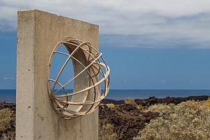 Monumento El Meridiano Cero - El Hierro
