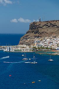 Taurito and Puerto de Mogán