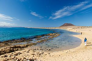 Playa La Francesa - La Graciosa